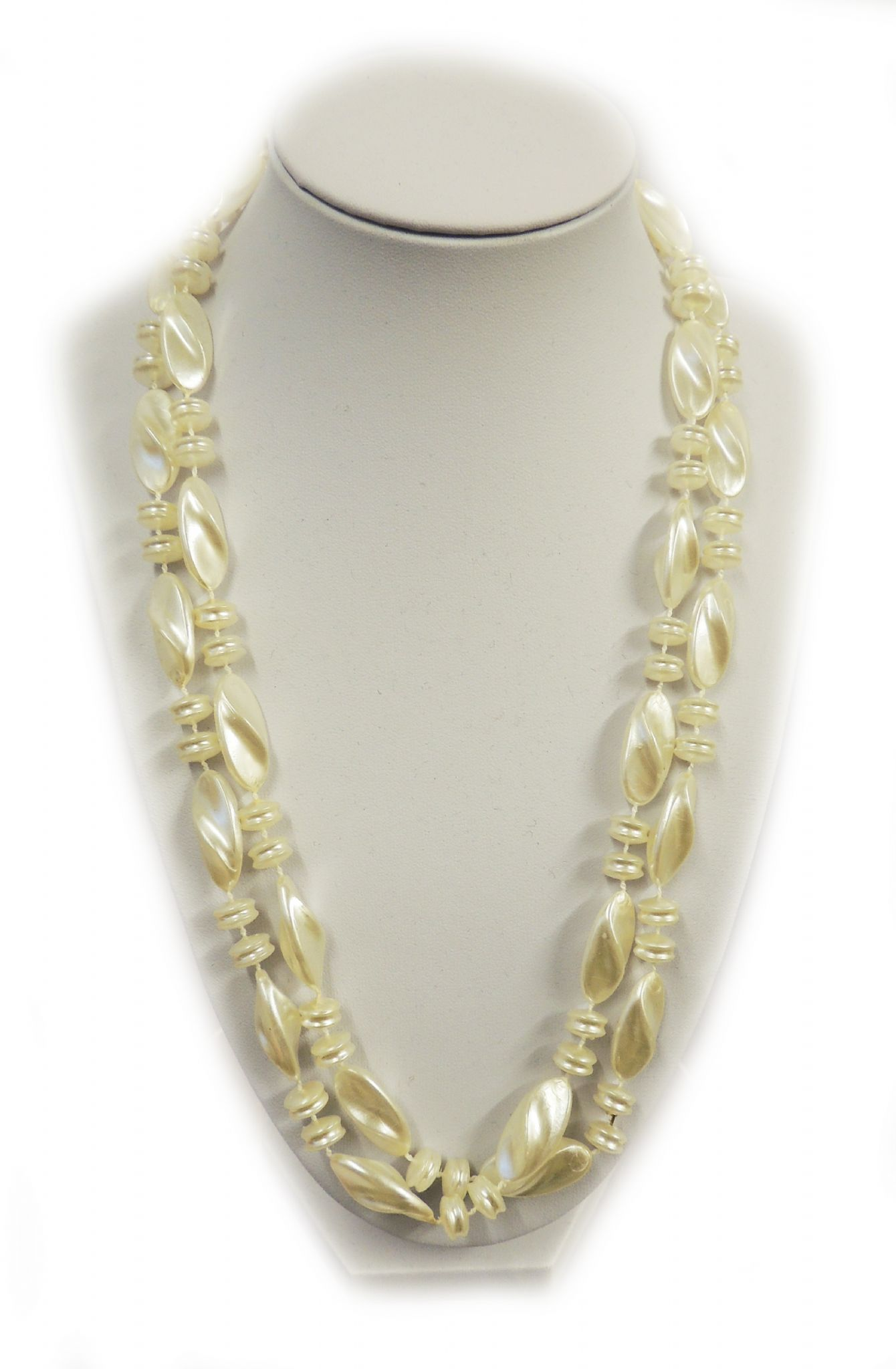 New Vintage 1920\'s Style 42 inch Long Charleston Flapper Necklace ...